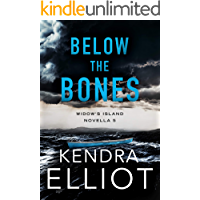 Below the Bones (Widow's Island Novella Book 5) book cover