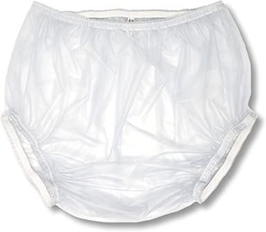 Semi-Clear Rearz ANGELA Plastic Pants