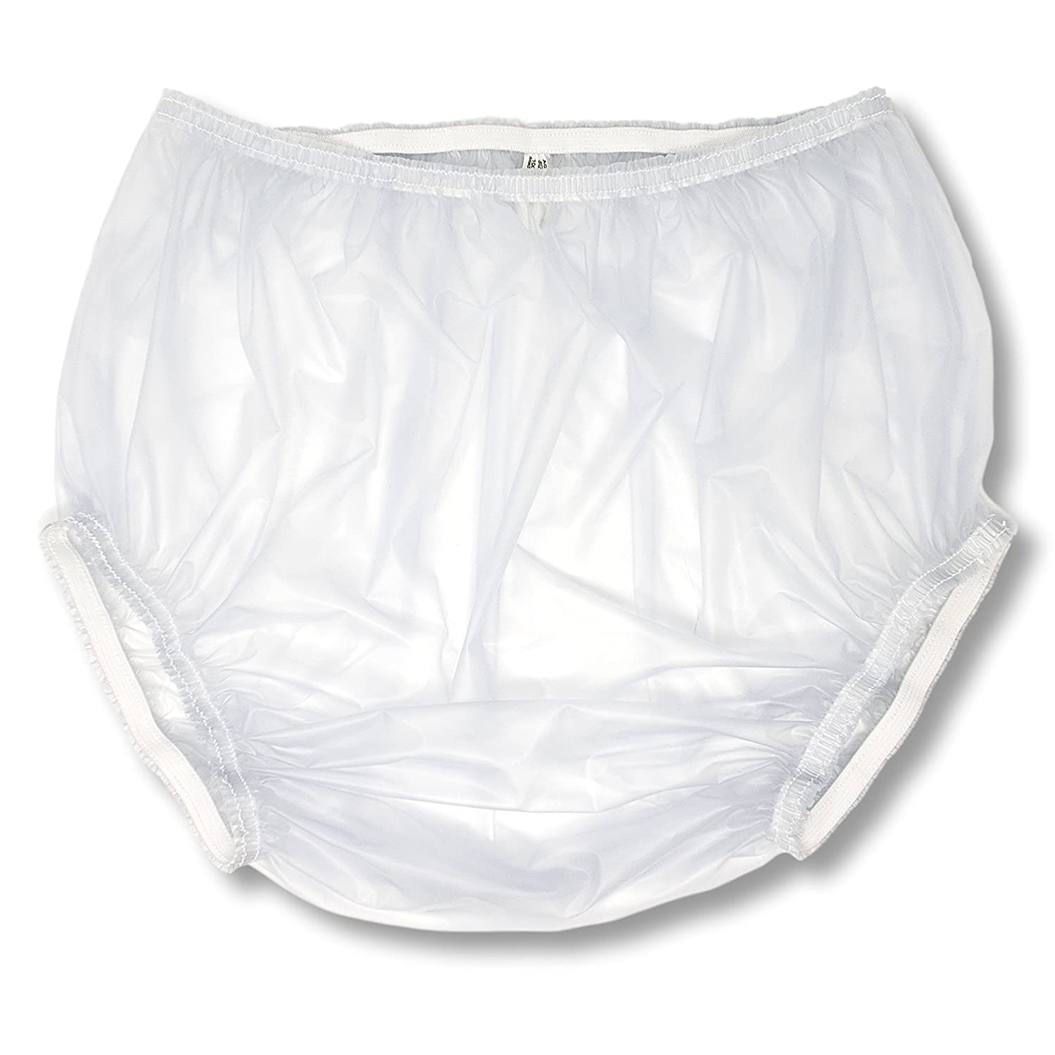 Rearz - ANGELA Plastic Pants - Semi-Clear