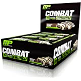 Muscle Pharm Combat Crunch Bars - 63g X 12 (Chocolate Coconut)