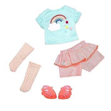 Amazon.com: Glitter – Camiseta para niñas de 14.0 in: Toys ...