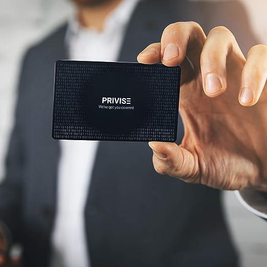RFID-Kreditkarten-Debitkarten-Schutz NFC Contactless Signal Blocker F4H8