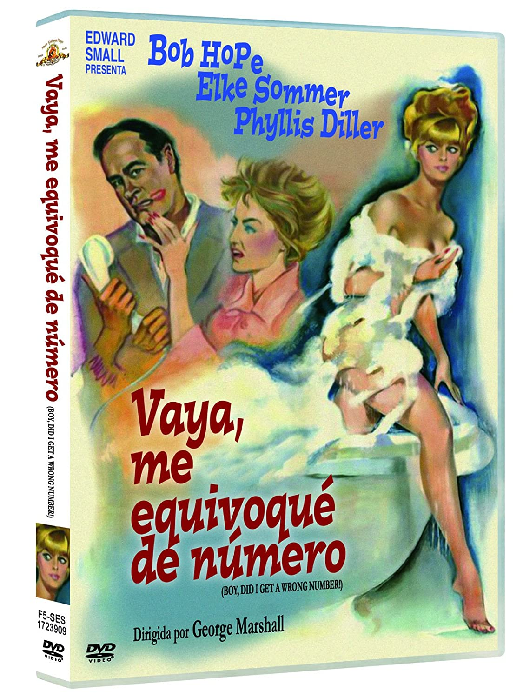 Vaya Me Equivoque De Numero [DVD]