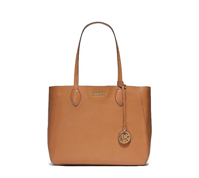 cfc2278bdf1d MICHAEL Michael Kors Women's Mae Reversible Tote, Acorn, One Size: Handbags:  Amazon.com