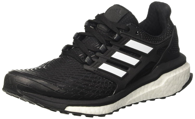 Adidas Energy Boost W, Zapatillas de Running para Mujer 37 1/3 EU|Negro (Negbas / Ftwbla / Ftwbla)