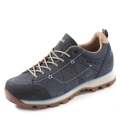 Meindl 4623 49 Rialto Damen Outdoorschuh aus Nubukleder mit AIR Active Fußbett