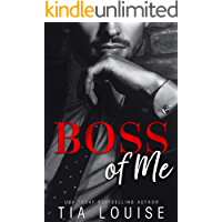 Boss of Me: An enemies-to-lovers, office romance (Fight for Love) book cover