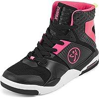 Zumba Fitness Zumba Air Classic Sportliche High Top Tanzschuhe Damen Fitness Workout Sneakers, Zapatillas Deportivas…