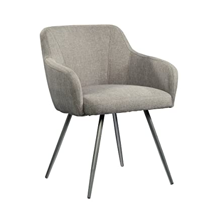 Sauder Soft Modern Occasional Chair Gray