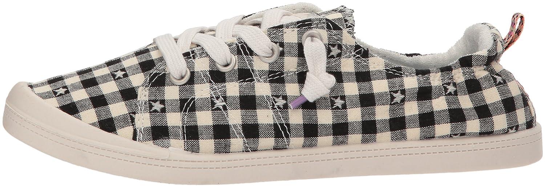 Sugar Women's Genius Casual Fashion Sneaker B0764VB5VC 9.5 B(M) US|Black Star Gingham