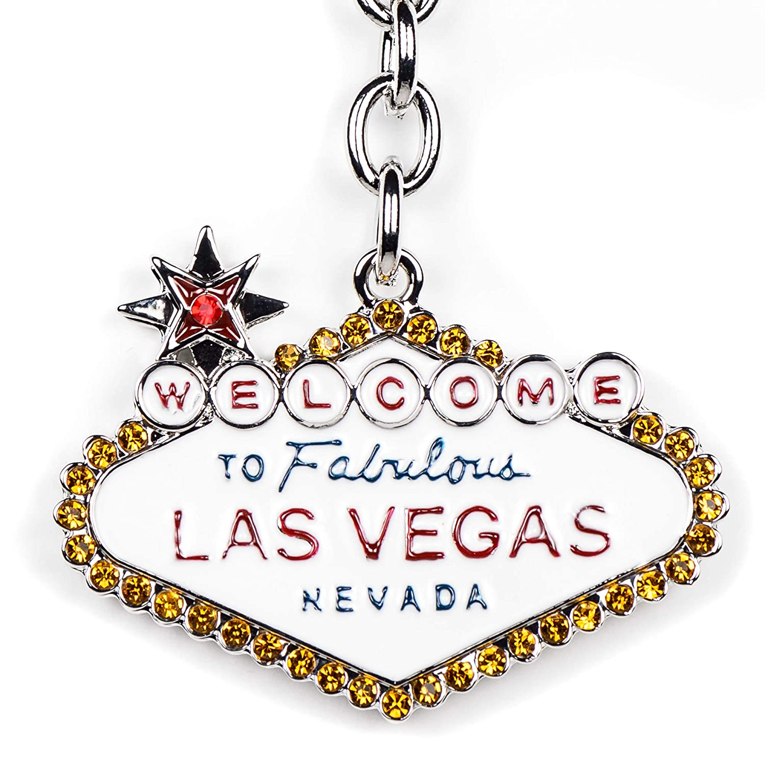 Amazon.com: Lilly Rocket Welcome to Las Vegas Sign Bling ...