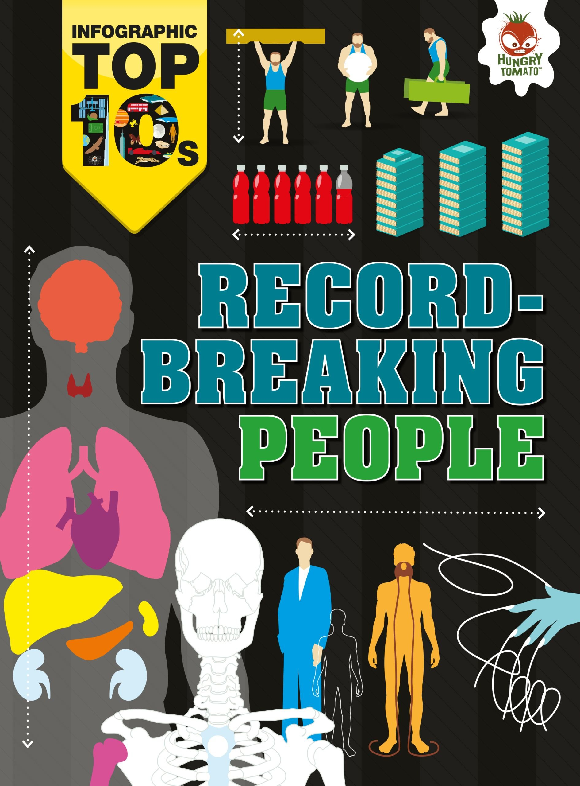 Record-Breaking People (Infographic Top 10s)
