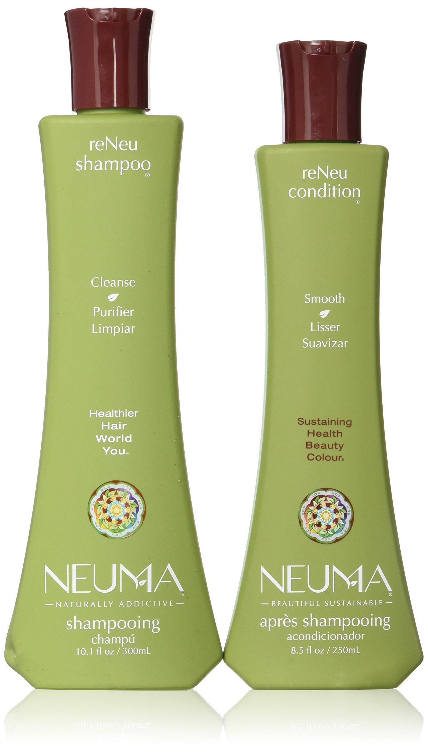 Neuma Renew Shampoo and Conditioner, 25.4