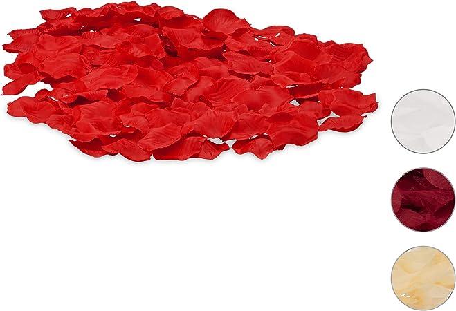 100 Champagne Qualité Large Soie Rose pétales Confettis//Mariage//Décoration
