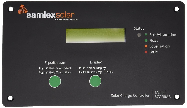 Samlex Solar SCC-30AB Charge Controller Samlex America