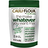 CAULI-FLOUR by CAULIPOWER 24oz Original Baking Mix, All-Purpose Vegetable-Based Flour, Gluten Free, Vegan, Non-GMO (Value Size)
