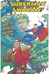 Superman/Shazam!: First Thunder (2005-2006) #2 Kindle Edition