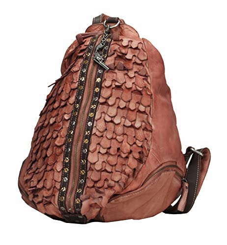 Billy the Kid Reptile Mochila mujer piel 36 cm: Amazon.es: Zapatos y complementos