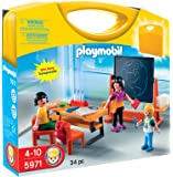 Playmobil 5971 City Life School Carry Case