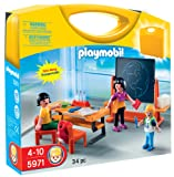Playmobil 5971 City Life School Carry Case