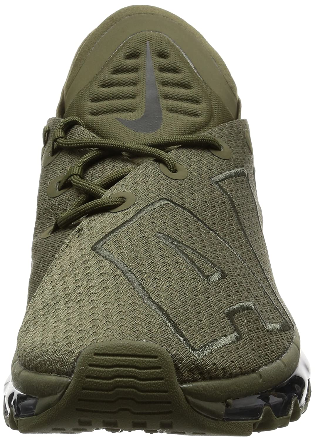 Amazon.com | NIKE Air Max Flair Mens Running Trainers 942236 Sneakers Shoes (UK 9.5 US 10.5 EU 44.5, Medium Olive 200) | Fashion Sneakers