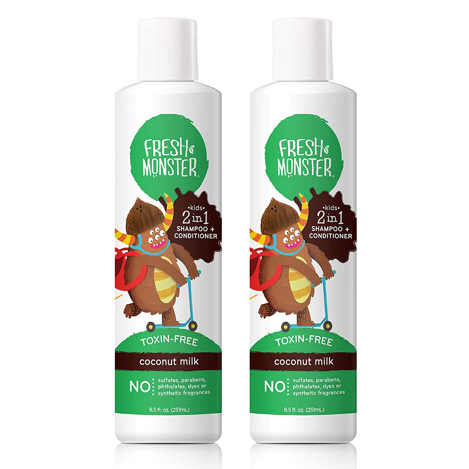 shampoo for toddlers with curly hair