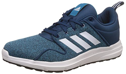 new concept 74f00 a2f32 Adidas Mens Toril 1.0 M MyspetFtwwhtBlunit Running Shoes - 10 UK