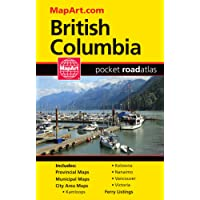 British Columbia Pocket Atlas