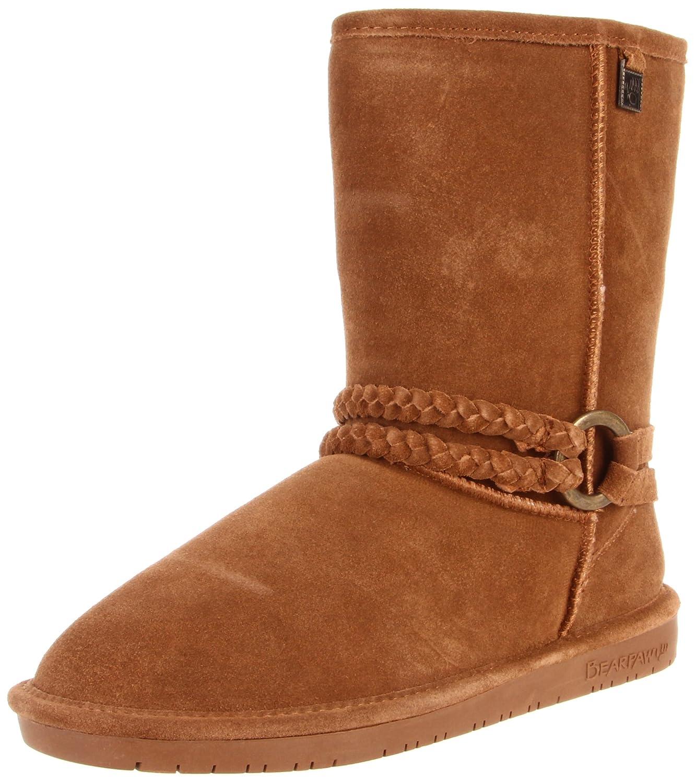 BEARPAW Women's Adele Boots B0073E699W 9 B(M) US|Hickory Ii