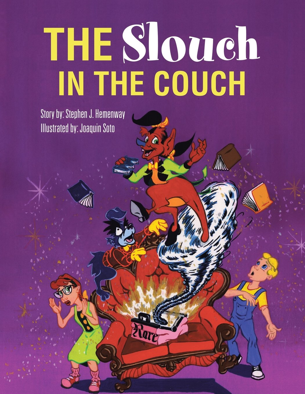 Download The Slouch in the Couch pdf