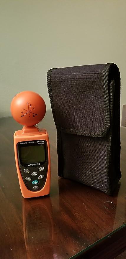 Oz Seller Test Meters & Detectors Multi-Field EMF RF Gauss meter