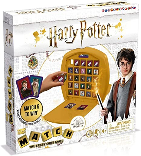 Top Trumps Match Harry Potter, Multicolor (Winning Moves WM00101 ...