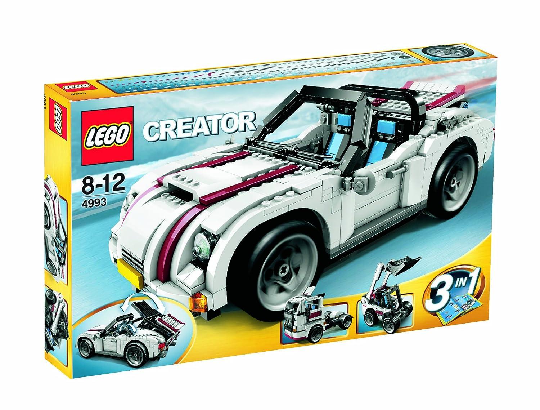 LEGO LEGO LEGO Creator 4993 - Cabriolet 7f62d5