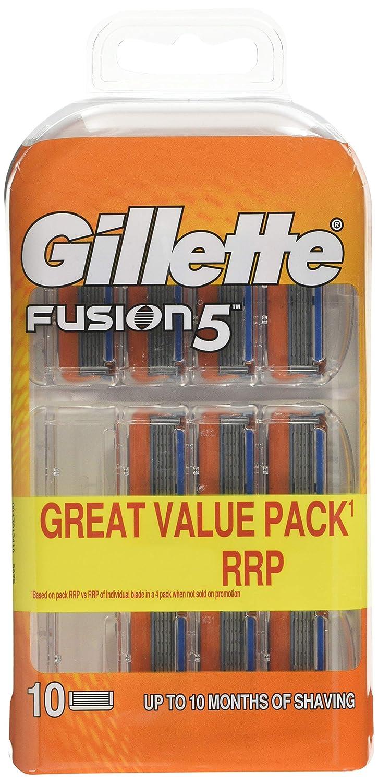 Gillette Fusion 5 Men's Razor Blades - 8 Refills 4740035659