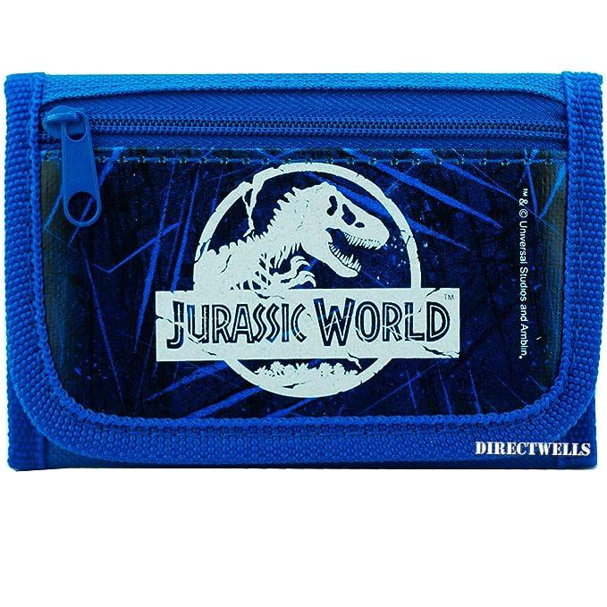 Amazon.com: Jurassic World Blue Wallet: Clothing