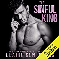 The Sinful King: Naughty Royals, Book 1