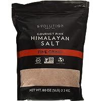 Evolution 盐美食粉色喜马拉雅精细研磨 5磅
