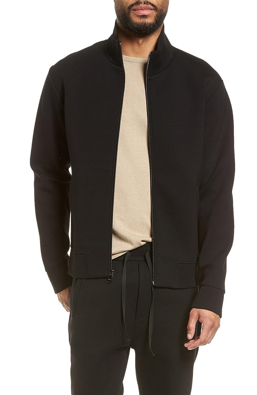 ヴィンス メンズ ジャケットブルゾン Vince Slim Fit Tech Jacket [並行輸入品] B07BVJKSZZ X-Small
