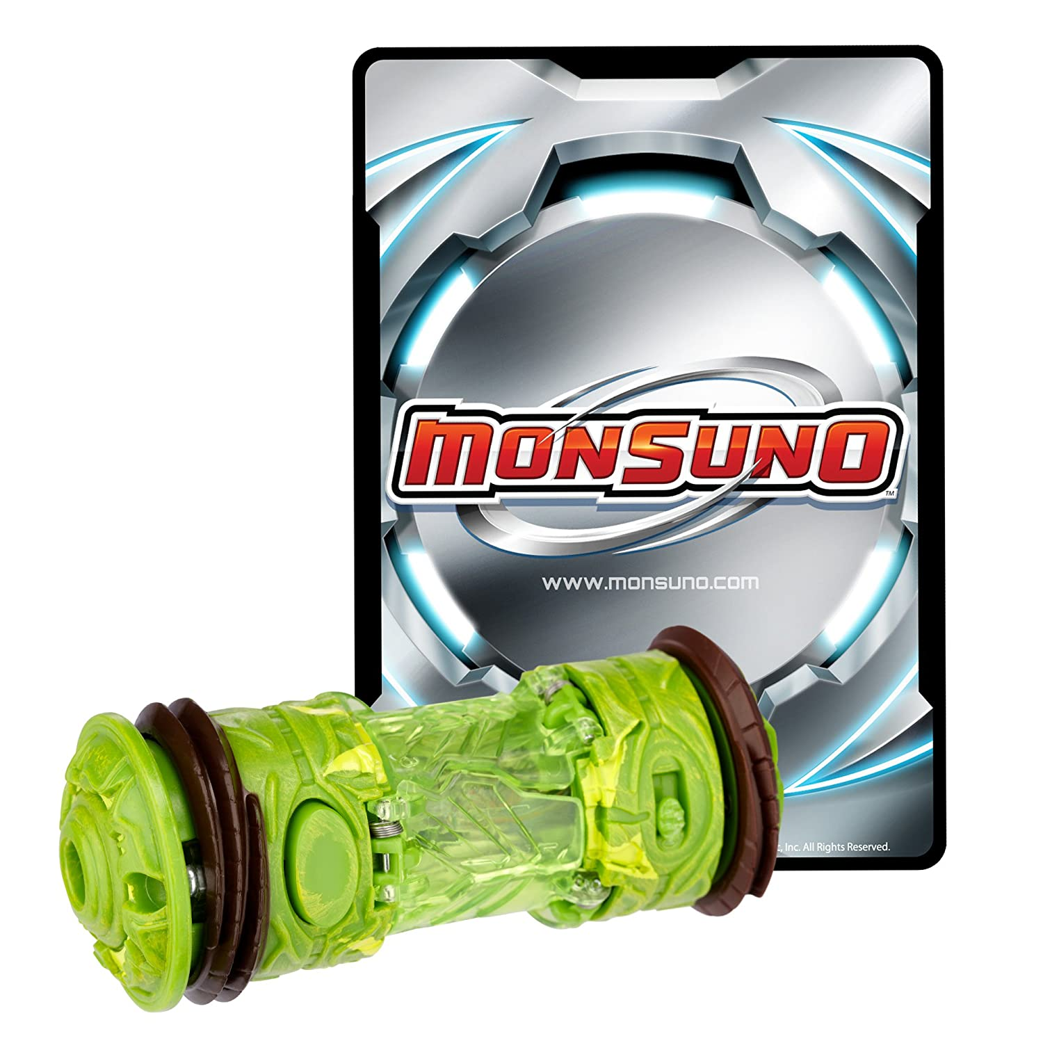 Monsuno Wild Core - Wild Tropic Fury - 1 wild card included