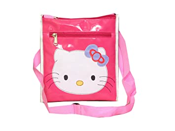 13bd37af5a Image Unavailable. Image not available for. Colour  Sling bag-Hello kitty