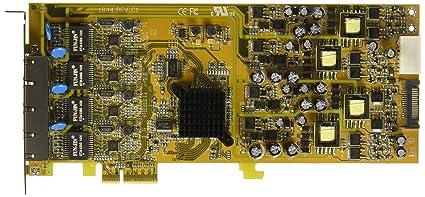 StarTech ST4000PEXPSE - Tarjeta PCIe de Red Ethernet Gigabit ...