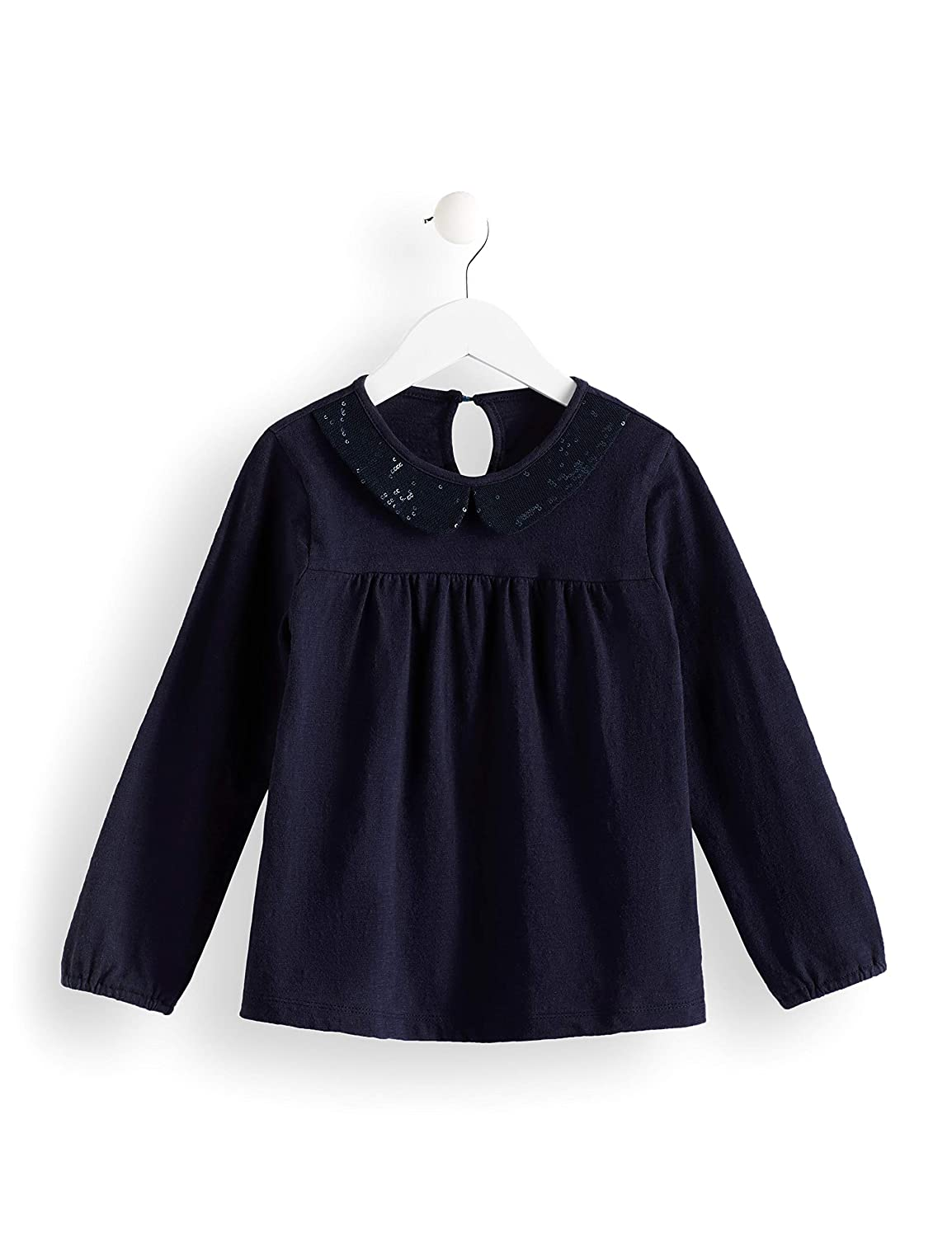 RED WAGON Girl's Long Sleeve Party Top AM1825B