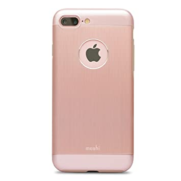Moshi 99 mo090251 Armour Carcasa para Apple iPhone 7 Plus Oro Rosa.