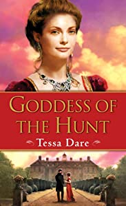 Goddess of the Hunt (Wanton Dairymaid Trilogy)