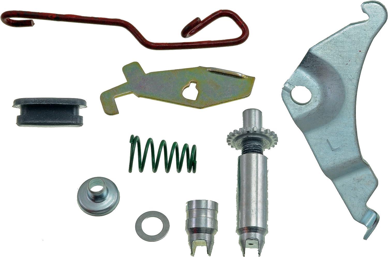 Drum Brake Self Adjuster Repair Kit Front//Rear-Left Dorman HW2540