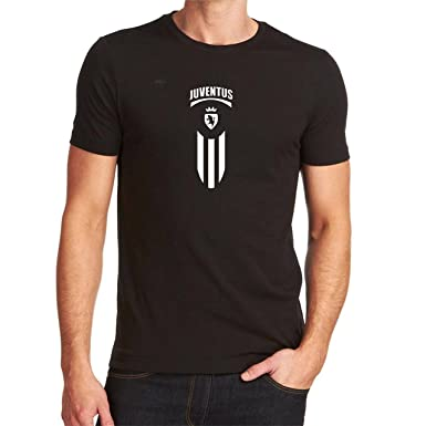 Juventus FC Italy T-shirt Tee Blue Custom Graphic Camiseta Soccer Futbol Europa (S