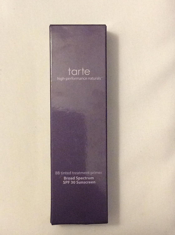Tarte BB Tinted Treatment 12-Hour Primer Broad Spectrum SPF 30 Sunscreen Medium 30ml