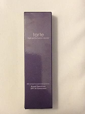 Amazon.com: Tarte BB Tinted Treatment 12-Hour Primer Broad Spectrum ...