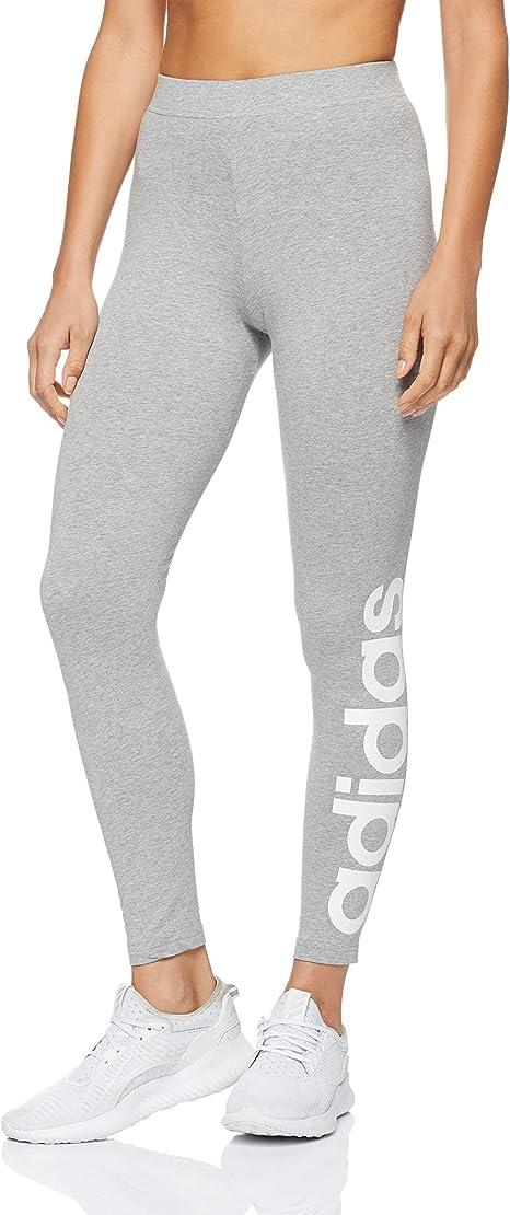 Intermedio Che carino sequenza  adidas Commercial Linear Tights da Donna, Donna: Amazon.it: Abbigliamento
