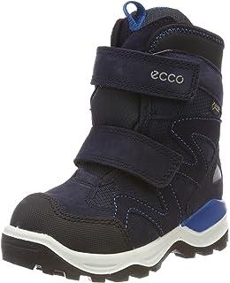 341f87acd22924 Ecco SNOWBOARDE Jungen Halbschaft Stiefel  Amazon.de  Schuhe ...